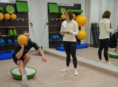 Групповые тренировки функционального тренинга + EMS