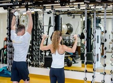 Групповые тренировки функционального тренинга