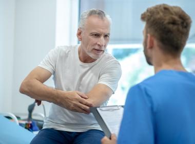 Консультация физиотерапевта (неврологические нарушения)